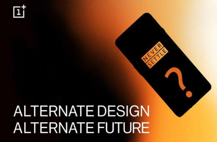 OnePlus Concept One Katlanabilir Akıllı Telefon CES 2020'de Tanıtılacak