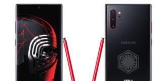 Galaxy Note 10+ Star Wars Özel Koleksiyon Paketi Türkiye'de