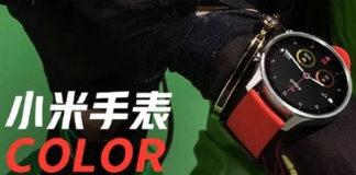 Xiaomi Watch Color Klasik Saat Tasarımını Teknolojiyle Buluşturacak