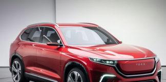 Yerli Otomobil TOGG Resmi Olarak Tanıtıldı (Galeri)