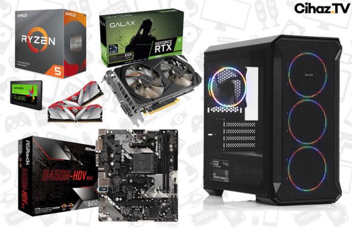 5000 TL PC Toplama Tavsiyeleri - Şubat 2020