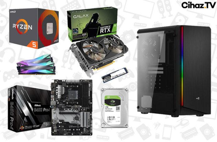 6000 TL PC Toplama Tavsiyeleri - Şubat 2020