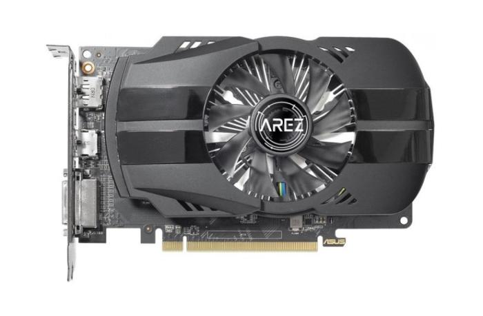 500-700 TL Arası En İyi Ekran Kartı Tavsiyeleri Asus Arez Phoenix Radeon RX 550 2GB GDDR5