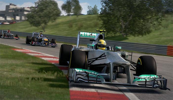 F1 2013 (2011) Minimum Sistem Gereksinimleri