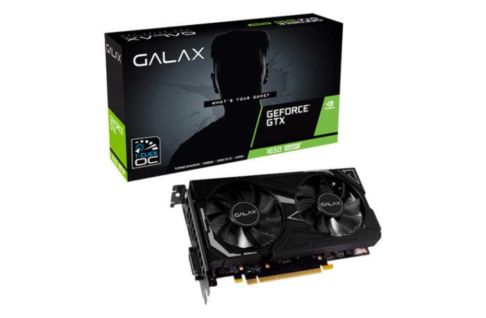 4000 TL PC Toplama Tavsiyeleri Galax GeForce GTX1650 Super EX (1-Click) OC 4GB 128Bit GDDR6 Ekran Kartı (1305 TL)