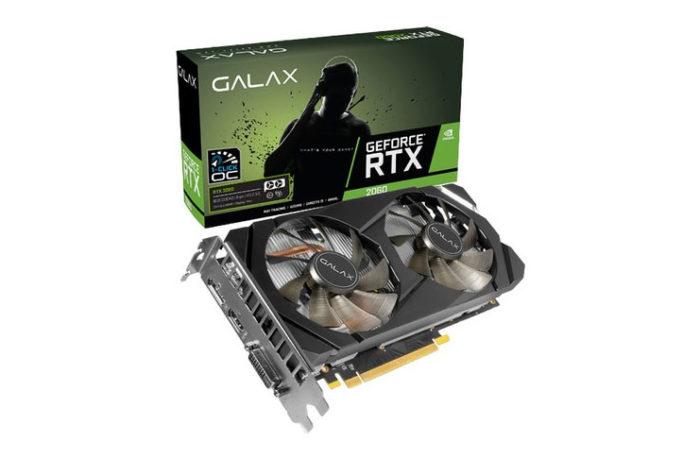 6000 TL PC Toplama Tavsiyeleri Galax RTX2060 6GB (1-Click OC) 192Bit GDDR6 RTX 2060 Ekran Kartı (2475 TL)