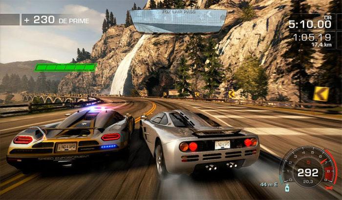 Need For Speed Hot Pursuit (2010) Minimum Sistem Gereksinimleri