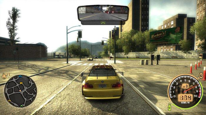 Düşük Sistem Gereksinimi İsteyen En İyi Yarış Oyunları Need For Speed Most Wanted (2005) Minimum Sistem Gereksinimleri
