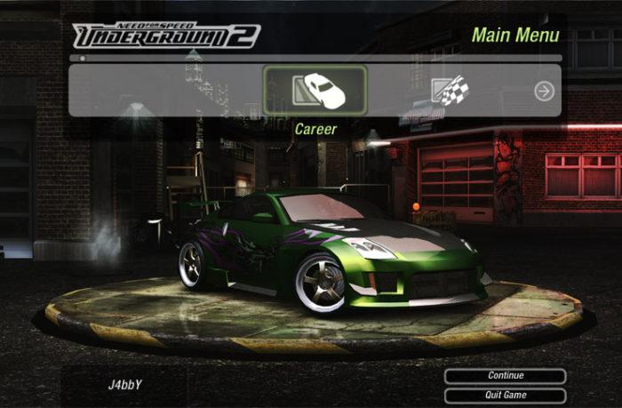 Düşük Sistem Gereksinimi İsteyen En İyi Yarış Oyunları Need For Speed Underground 2 (2004) Minimum Sistem Gereksinimleri