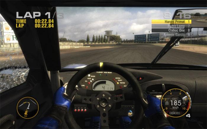 Race Driver GRID (2008) Minimum Sistem Gereksinimleri