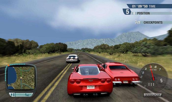 Test Drive Unlimited (2007) Minimum Sistem Gereksinimleri