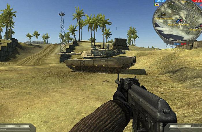 Düşük Sistem Gereksinimli En İyi FPS Oyunları Battlefield 2