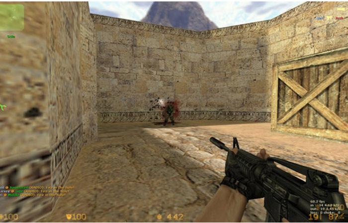 Düşük Sistem Gereksinimli En İyi FPS Oyunları Counter-Strike 1.6 Minimum Sistem Gereksinimleri