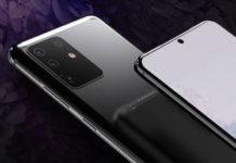 Samsung Galaxy S20 Ultra Çelik Çerçeveli Tasarımla Gelecek