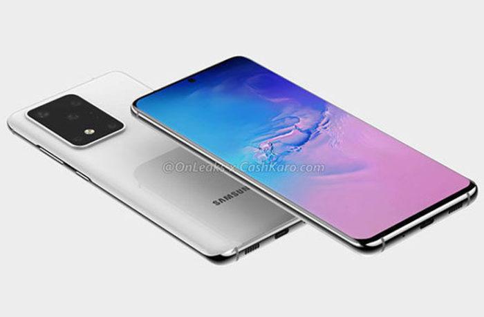 Samsung Galaxy S20 Ultra Özellikleri Sızdırıldı