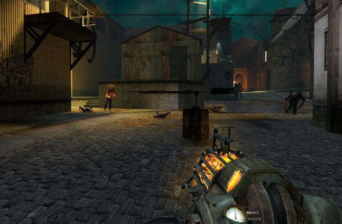 Düşük Sistem Gereksinimli En İyi FPS Oyunları Half-Life 2