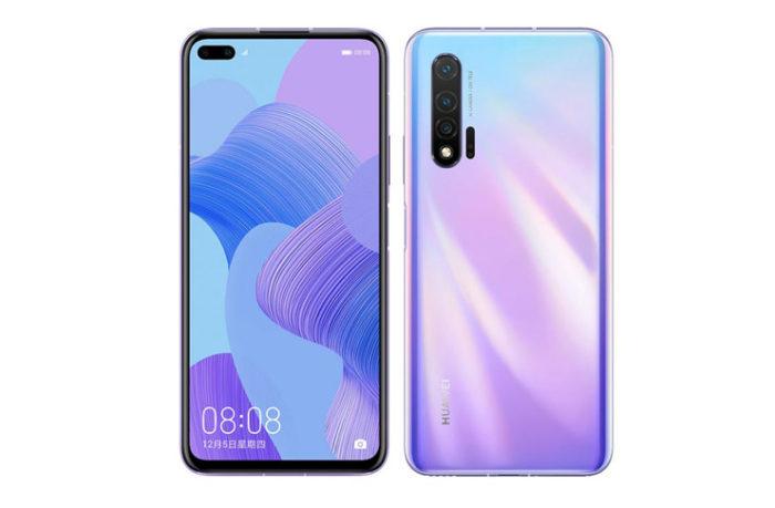 Huawei Nova 6 5G (2019)