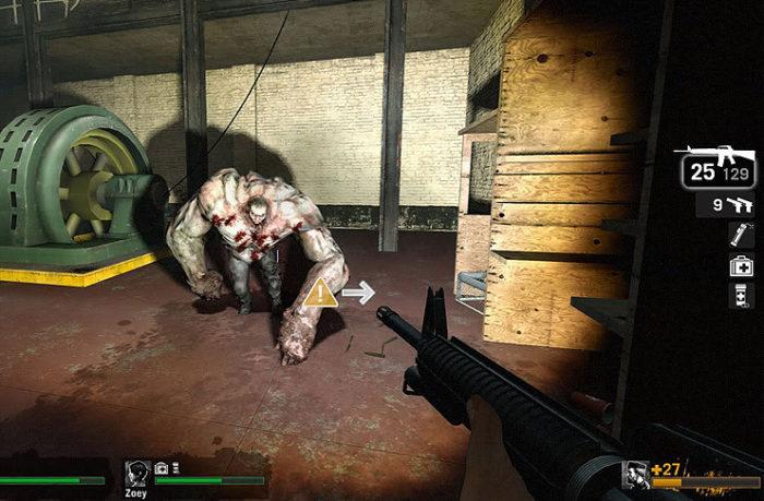 Düşük Sistem Gereksinimli En İyi FPS Oyunları Left 4 Dead