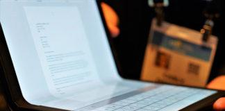 Lenovo ThinkPad X1 Dünyanın İlk Katlanabilir Ekranlı Bilgisayarı Oldu
