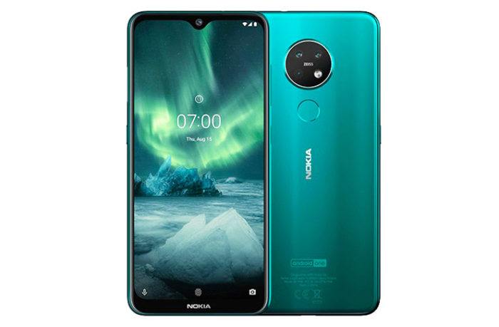 Ön Kamerası En İyi Akıllı Telefonlar Nokia 7.2 (2019)