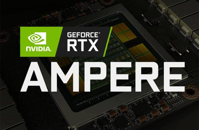 NVIDIA Ampere GPU'lu Yeni Ekran Kartları Turing Serisinden Yüzde 50 Daha Hızlı Olacak