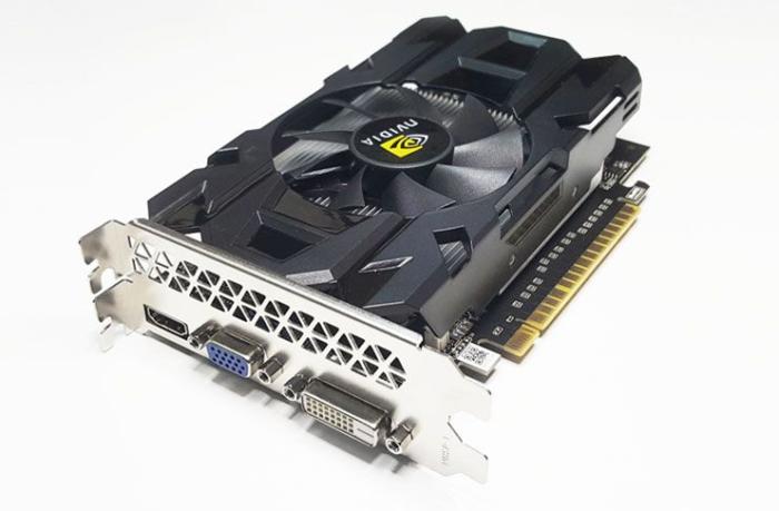 Quadro GeForce GTX 750 Ti 2G