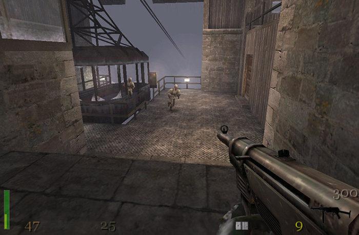 Düşük Sistem Gereksinimli En İyi FPS Oyunları Return To Castle Wolfenstein