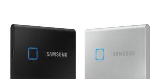 Samsung Taşınabilir SSD T7 Touch Piyasaya Çıkıyor