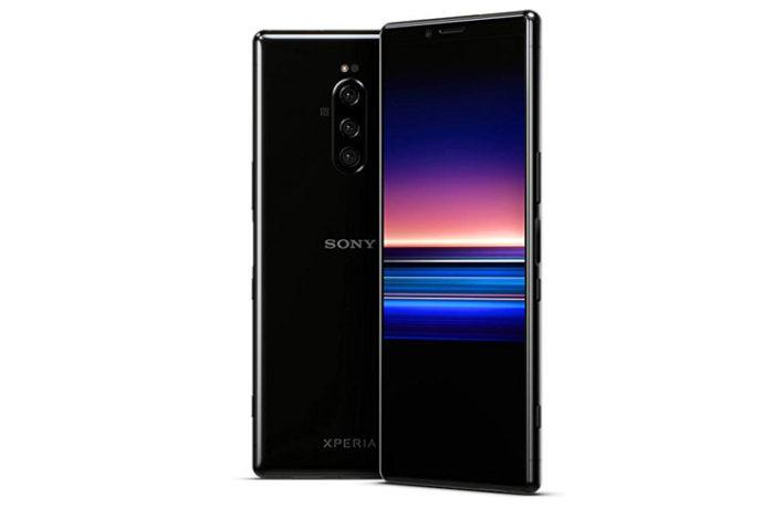 Ön Kamerası En İyi Akıllı Telefonlar Sony Xperia 1 (2019)
