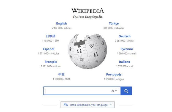 Wikipedia Açıldı Wikipedia ya da Vikipedi Neden Kapanmıştı?