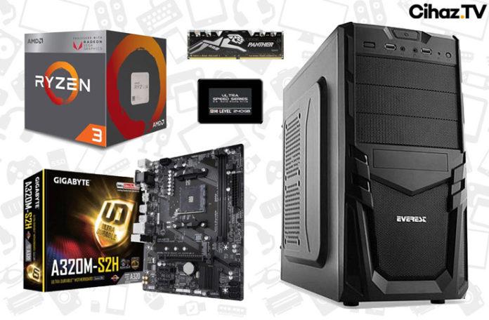 2000 TL PC Toplama Tavsiyeleri - Nisan 2020