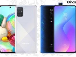 2500 - 3500 TL Arası En İyi Akıllı Telefon Tercihleri - Mart 2020