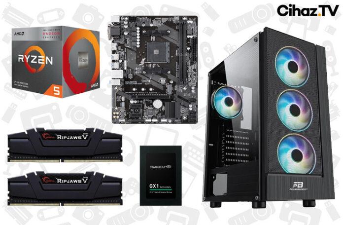 3000 TL PC Toplama Tavsiyeleri - Eylül 2020