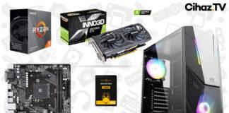 4000 TL PC Toplama Tavsiyeleri - Eylül 2020