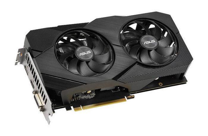 Asus Dual GeForce GTX 1660 Super OC Edition 6GB GDDR6 EVO (DUAL-GTX1660S-O6G-EVO)