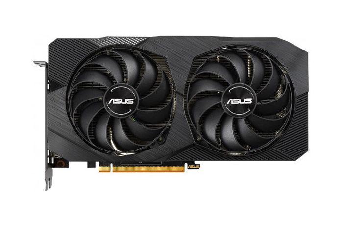 Asus Dual Radeon RX 5500 XT Evo OC 8G (DUAL-RX5500XT-O8G-EVO)