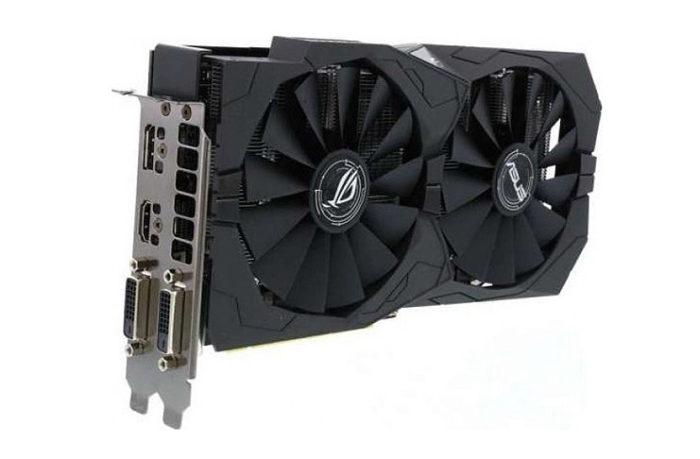 1000-1500 TL Arası En İyi Ekran Kartı Tavsiyeleri Asus ROG Strix Radeon RX 570 OC 4G Gaming (4 GB)