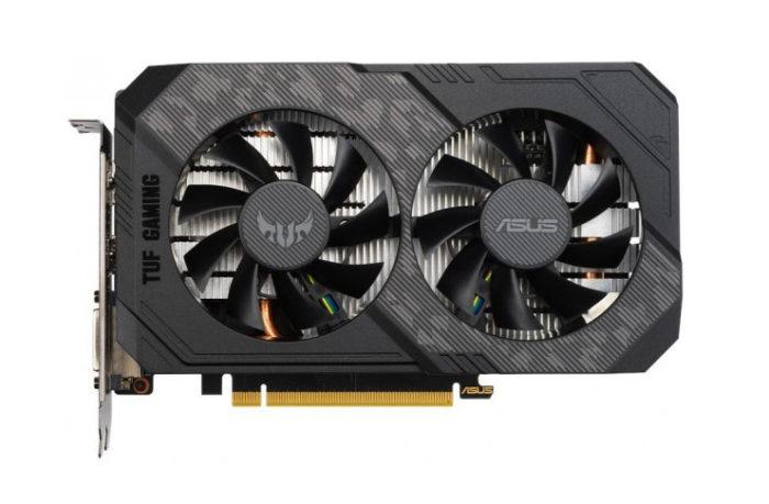Asus TUF Gaming GeForce GTX 1650 Super OC Edition (TUF-GTX1650S-O4G-GAMING)