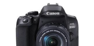 Canon EOS 850D DSLR Fotoğraf Makinesi Tanıtıldı