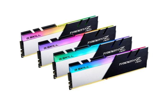 Paranın Ne Önemi Var Diyenlere 4K Oyun PC Toplama Tavsiyesi  G.Skill F4-3600C18Q-64GTZN 64 GB 4 x 16 GB DDR4 3600 MHz 288-pin DIMM (F4-3600C18Q-64GTZN) (3000 TL)