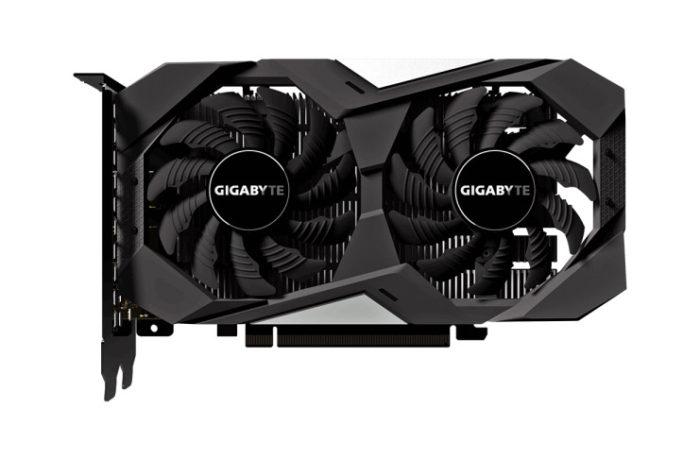 Gigabyte GeForce GTX 1650 OC 4G (GV-N1650OC-4GD)