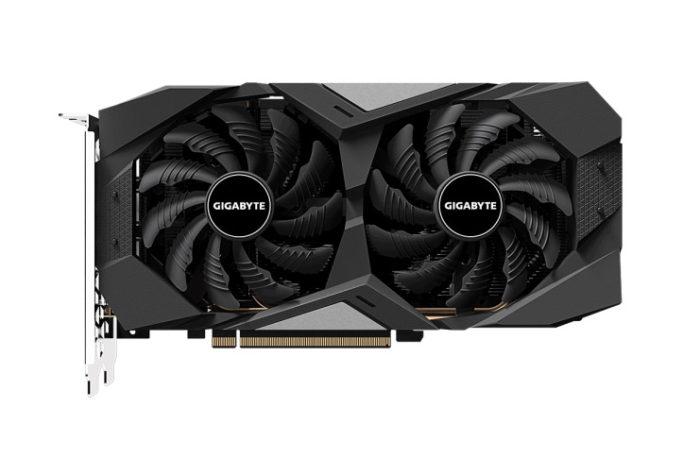 Gigabyte Radeon RX 5500 XT OC 8G (GV-R55XTOC-8GD)