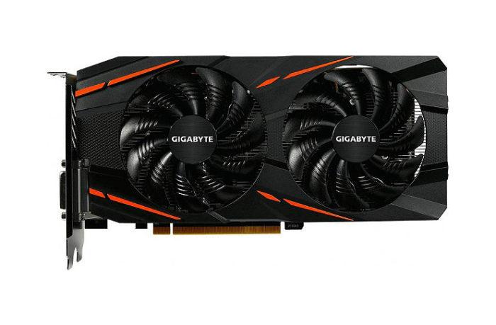 Gigabyte Radeon RX 590 Gaming 8G (GV-RX590GAMING-8GD)