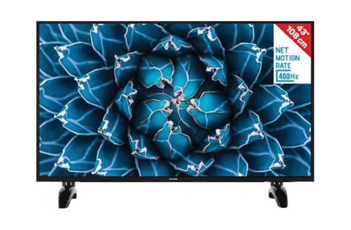1000-2000 TL En İyi Televizyon Tavsiyeleri Hi-Level 43HL650 43 inç Full HD (FHD) Smart TV