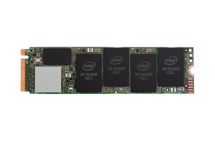 Intel 660p SSD (1 TB) (SSDPEKNW010T8X1)