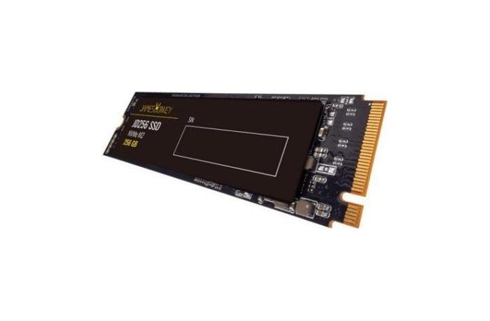 James Donkey JD256 256GB NVMe M.2 PCI-E SSD