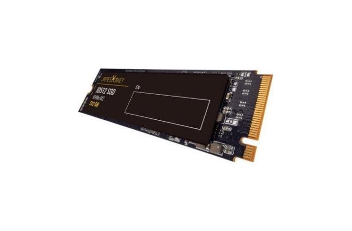 James Donkey JD512 512GB  NVMe M.2 PCI-E SSD