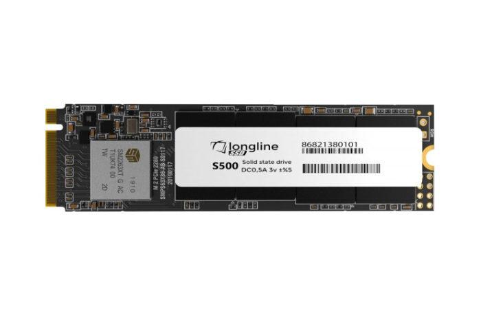En Ucuz NVMe M.2 SSD Modelleri Longline S500 SSD (LNG1800/128GN)