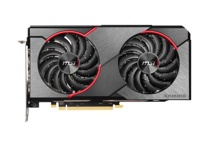 MSI Radeon RX 5500 XT Gaming X 8G