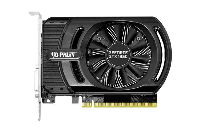 1000-1500 TL Arası En İyi Ekran Kartı Tavsiyeleri Palit GeForce GTX 1650 StormX OC (NE51650S06G1-1170F)